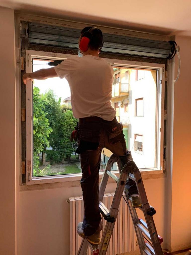 Serramenti Infissi Monza Brianza Installazione