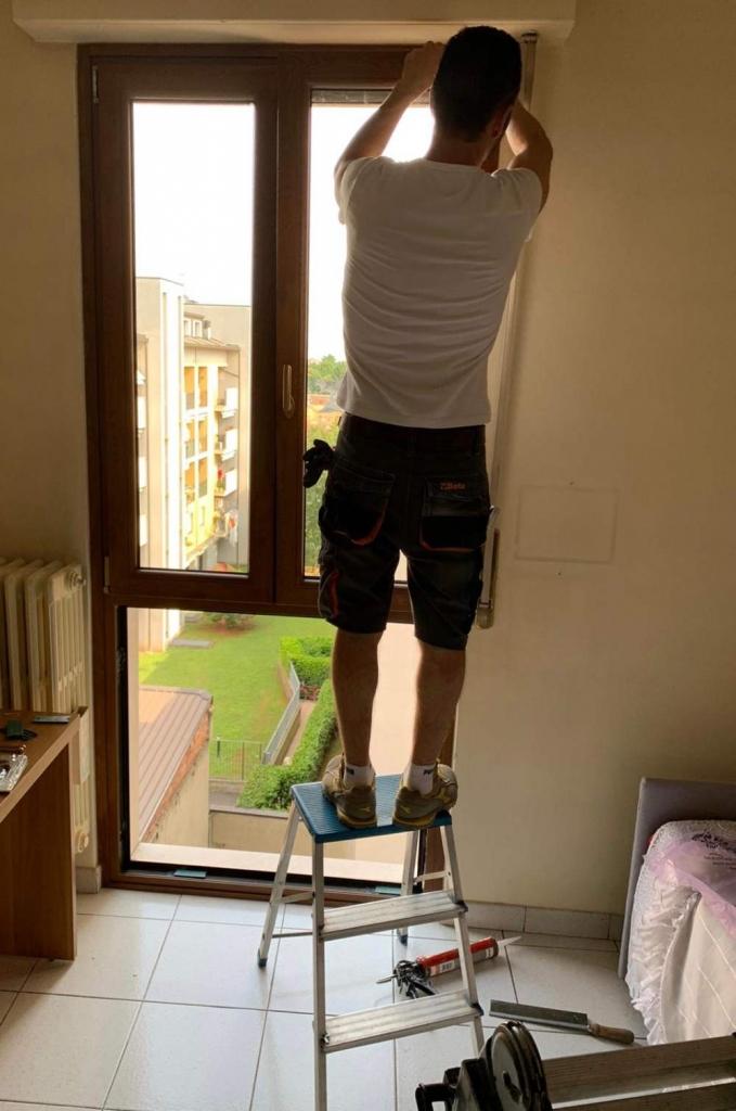 infissi serramenti installazione