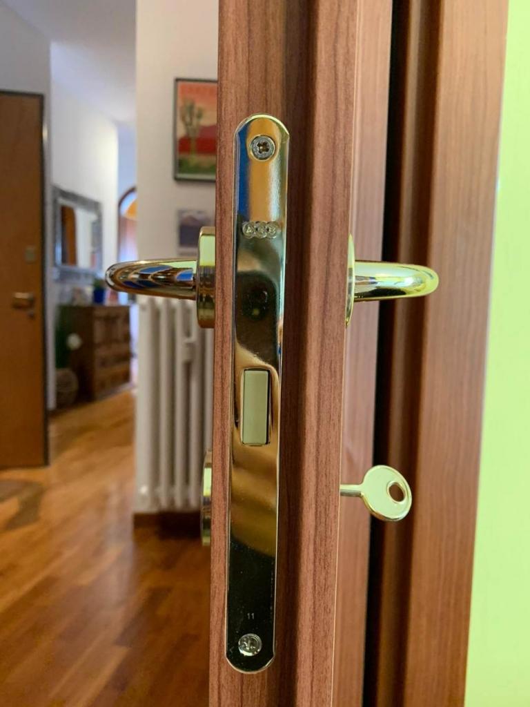 porte da interno monza maniglia