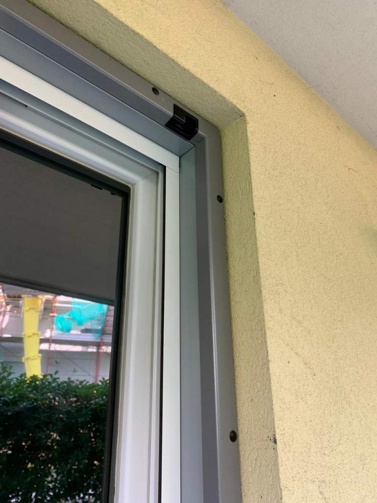 zanzariera installazione monza