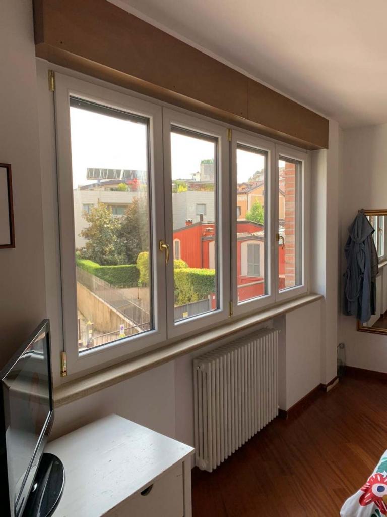 finestra quattro ante