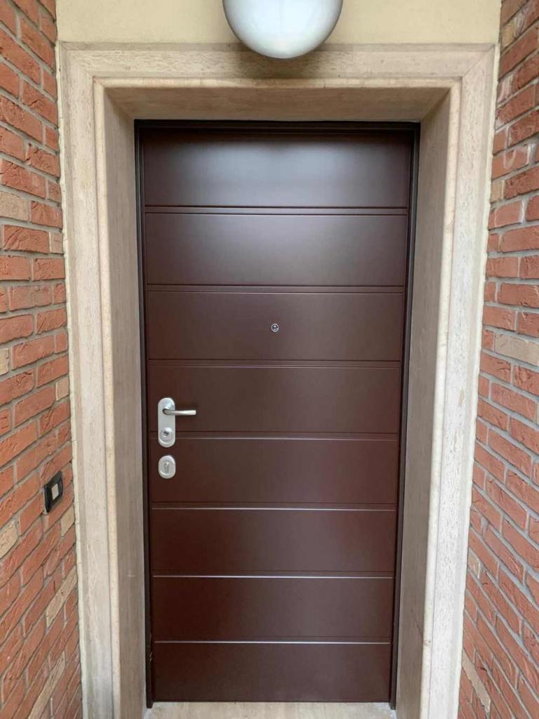 porta blindata monza milano