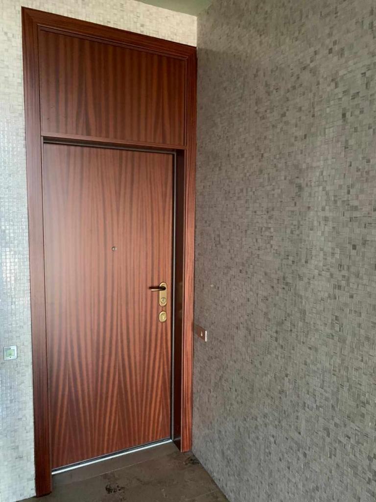 porta blindata sopraluce