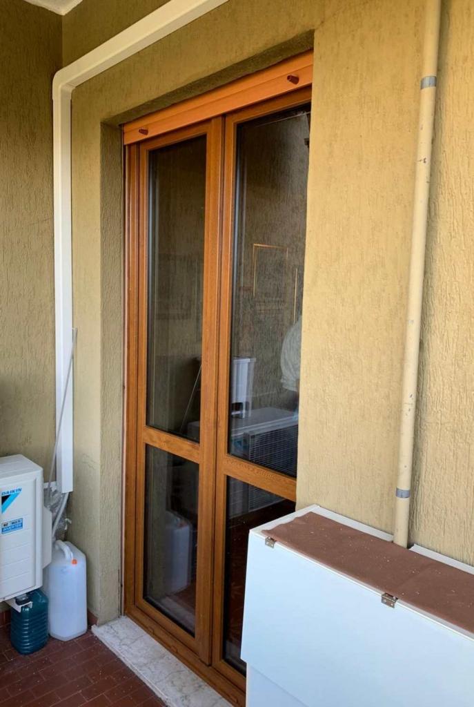 porta finestra due ante
