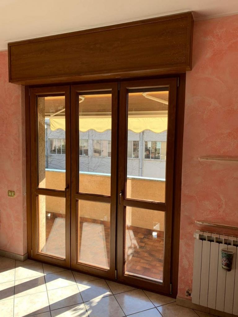 finestra cassonetto