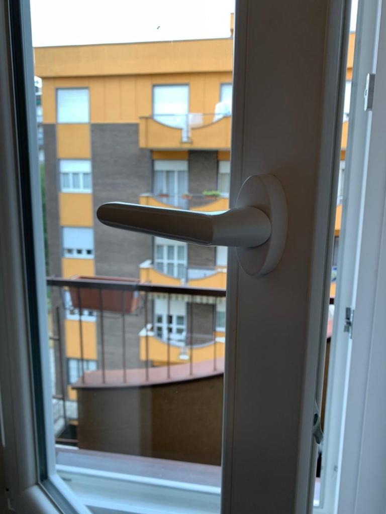maniglia finestra