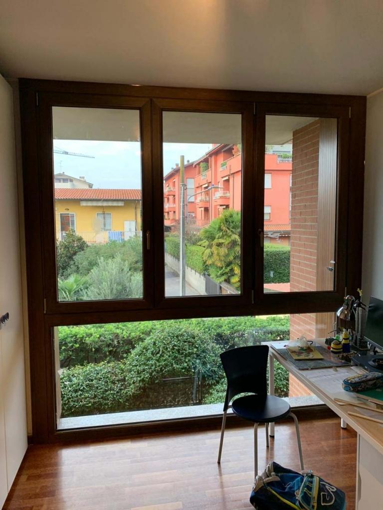 finestra tre ante