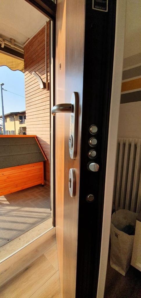 porta blindata serrature