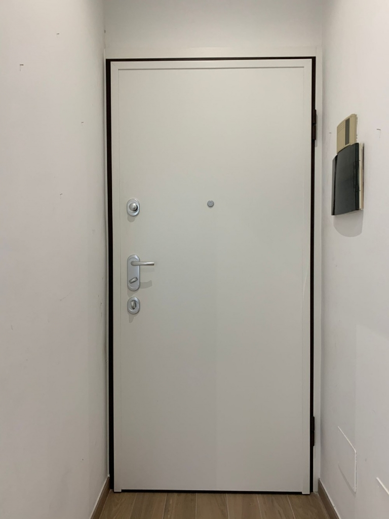 porta blindata milano monza
