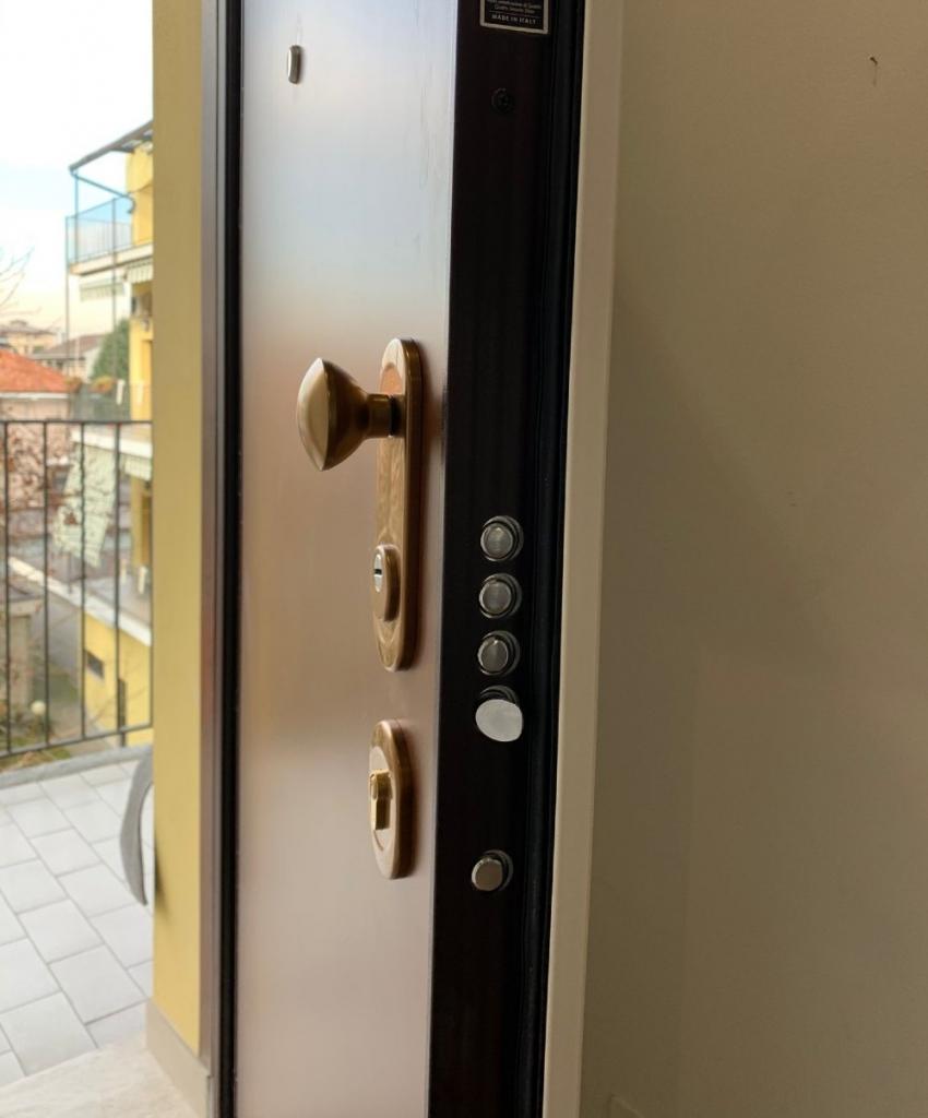 serratura porta monza
