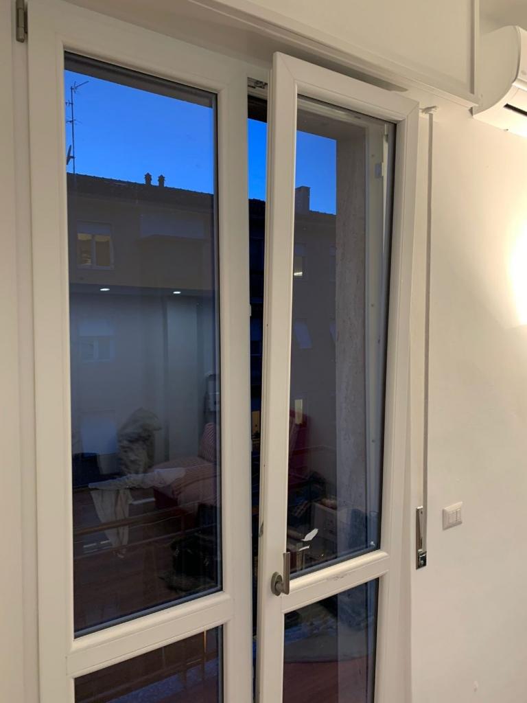 porta finestra pvc monza
