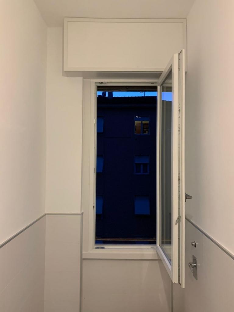 finestra cassonetto pvc