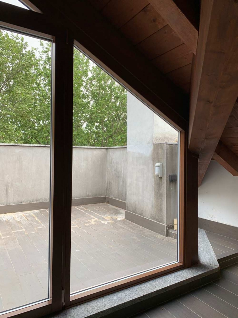 serramenti legno alluminio monza