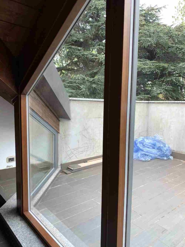 infisso monza legno alluminio