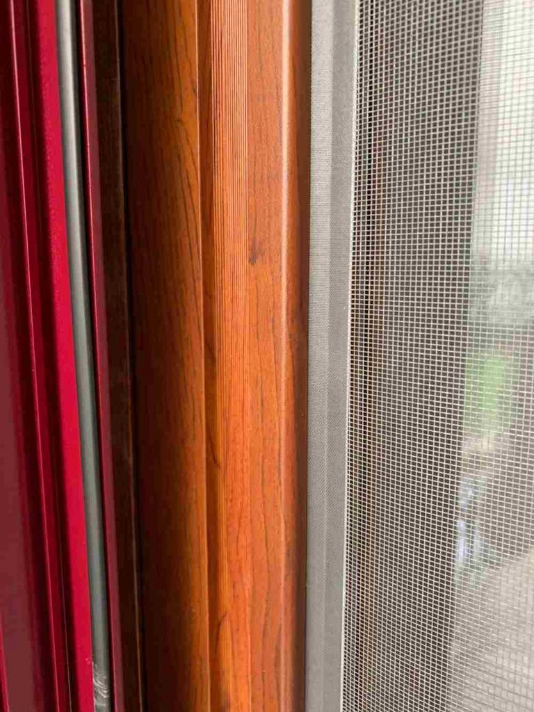rete fibra vetro